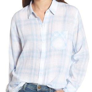 Rails - Charli Plaid Woven Shirt